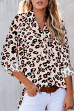 Classic Collection: Animal Print Button Up