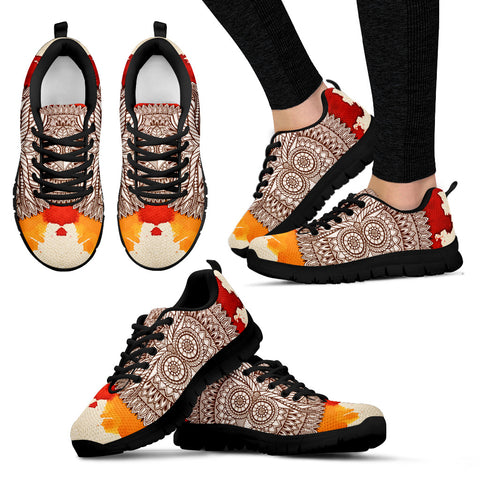 Decorative Owl Sneakers - Jabrichank.com