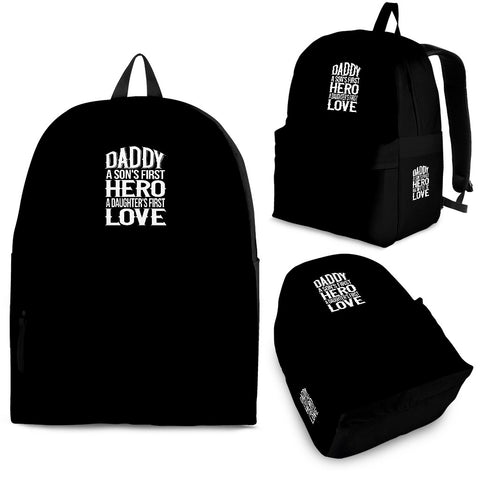 NP Daddy Hero Love Backpack - Jabrichank.com
