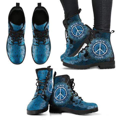 Peace & Love Handcrafted Boots V3 - Jabrichank.com