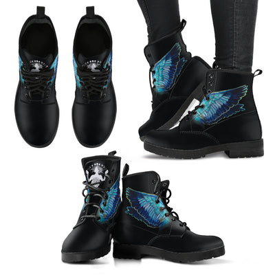 Wings - Women's Leather Boots - Jabrichank.com