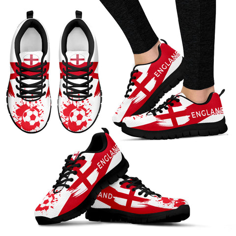 Womens England World Cup Sneakers - Jabrichank.com