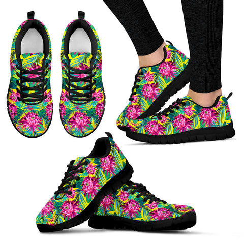 Colorful Lotus Sneakers - Jabrichank.com