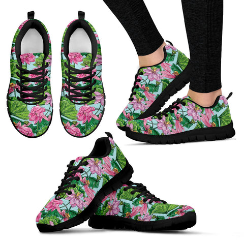 Flowers Sneakers - Jabrichank.com