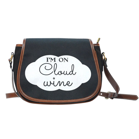 NP Cloud Wine Saddle Bag - Jabrichank.com