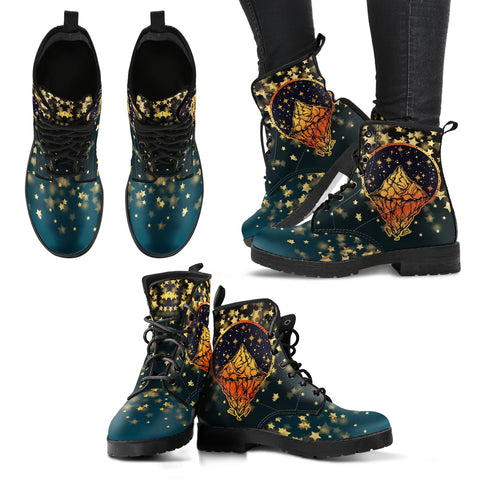 Mountain & Stars Handcrafted Boots - Jabrichank.com