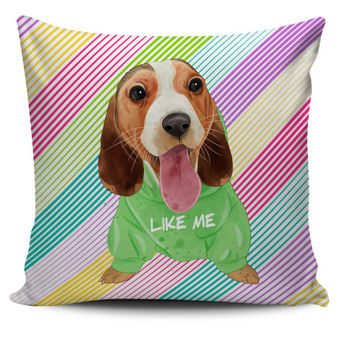 Cute Like Me Puppy Pillow Cover - Jabrichank.com