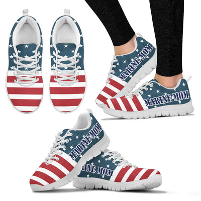 Marine Mom Women's Sneakers - Jabrichank.com