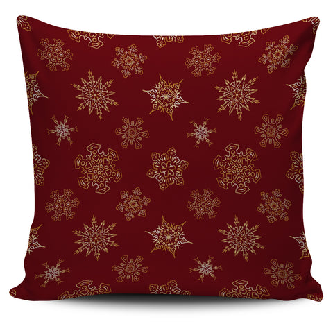 Christmas Red Good Vibes Only Pillow Cover - Jabrichank.com