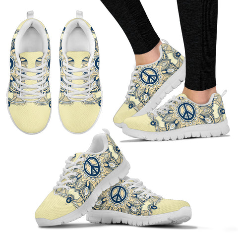 Womens Peace and Henna Sneakers. - Jabrichank.com