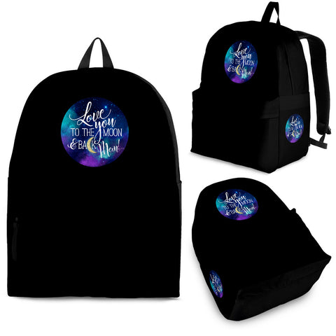 NP Love You To The Moon Backpack - Jabrichank.com