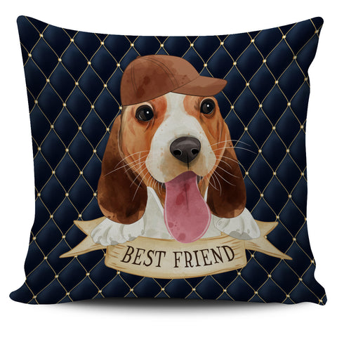 Cute Best Friend Pillow Cover - Jabrichank.com