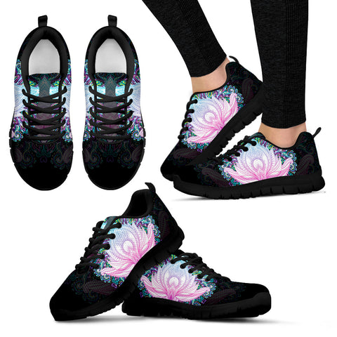 Womens Magical Lotus Sneakers - Jabrichank.com