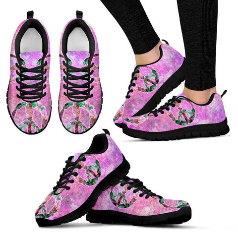 Boho Peace Women's Sneakers - Jabrichank.com