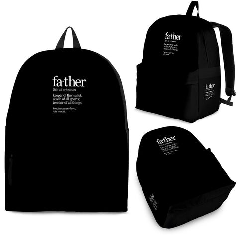 NP Father Backpack - Jabrichank.com