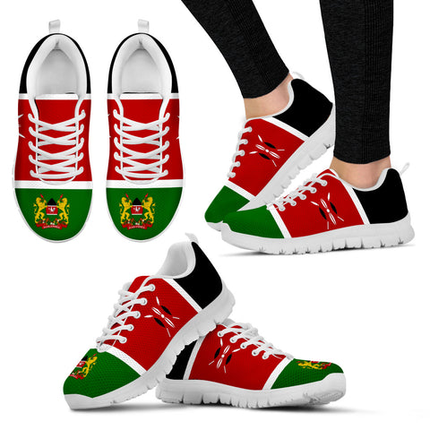 Kenya Flag Shoes - Jabrichank.com