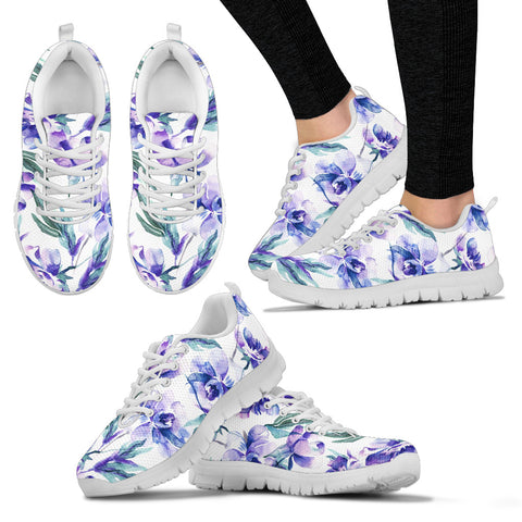 Flower women's sneakers - Jabrichank.com