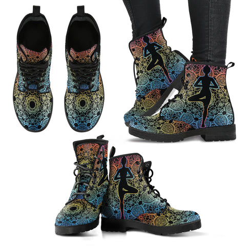 Yoga Women's Leather Boots - Jabrichank.com