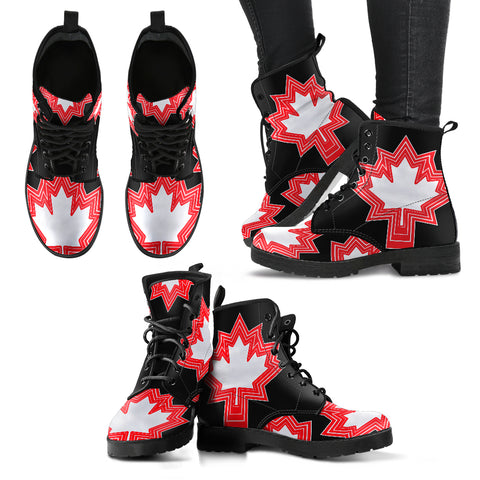 Canada V2 Handcrafted Boots - Jabrichank.com