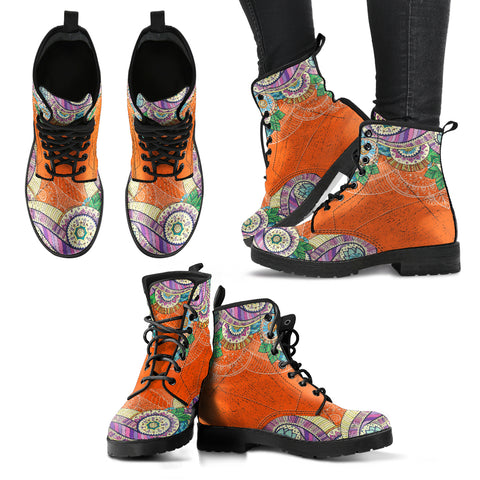 Henna Women's Leather Boots - Jabrichank.com