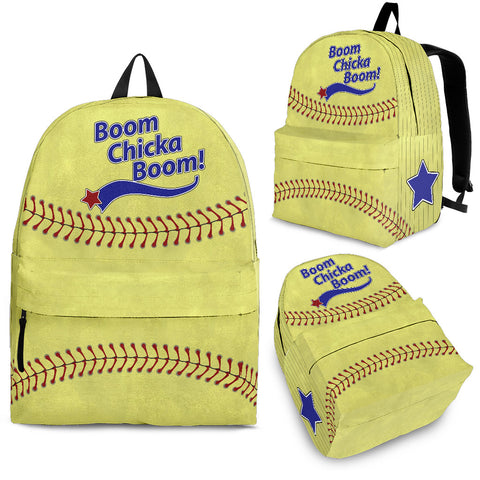 Boom Chika Boom Backpack - Jabrichank.com