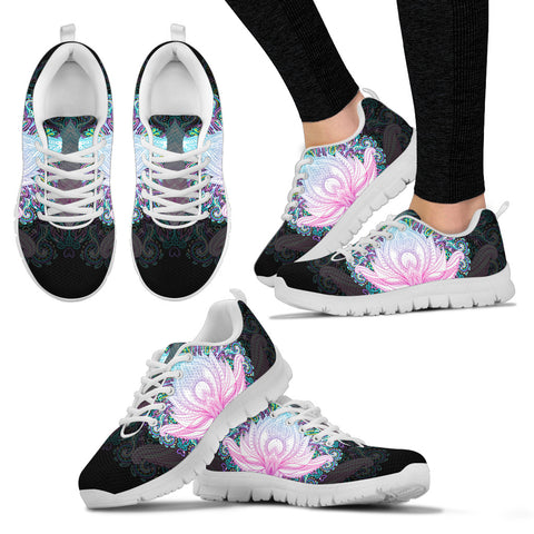 Womens Magical Lotus Sneakers. - Jabrichank.com