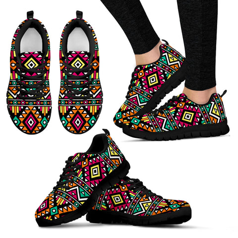 Boho Geometric Sneakers - Jabrichank.com