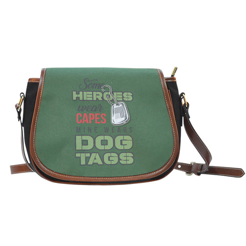 NP Some Heroes Saddle Bag - Jabrichank.com
