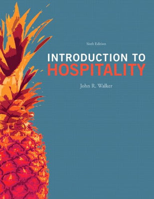 Introduction to Hospitality (6th Edition)