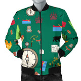 Camping Essential Men's Bomber Jacket - Jabrichank.com