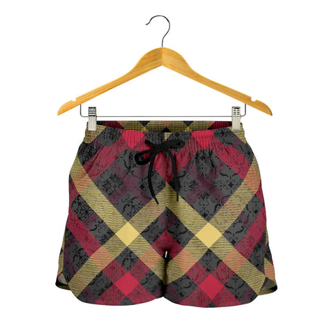 Exclusive Tartan Women's Shorts - Jabrichank.com