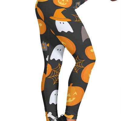 Trick or Treat LEGGINGS - Jabrichank.com