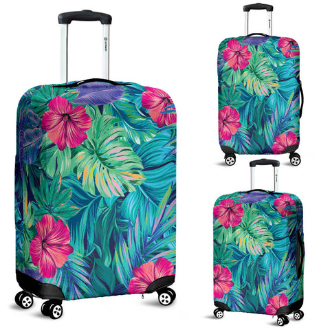 From The Jungle Luggage Cover - Jabrichank.com