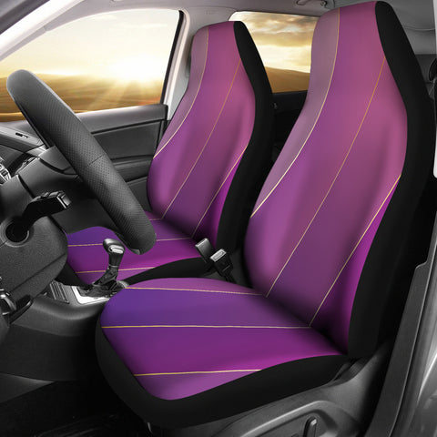 Glamour Purple Car Seat Cover - Jabrichank.com