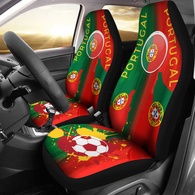 NP Portugal World Cup Seat Covers - Jabrichank.com