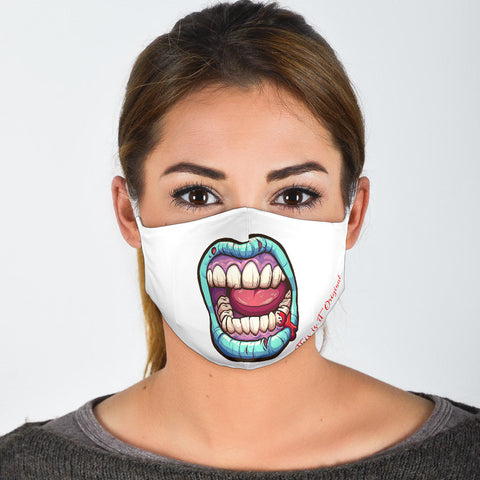 Crazy Mouth Protection Face Mask - Jabrichank.com