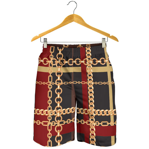 Extraordinary Chain Men's Shorts - Jabrichank.com