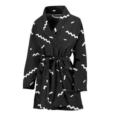 Abstract WOMEN'S BATHROBE - Jabrichank.com