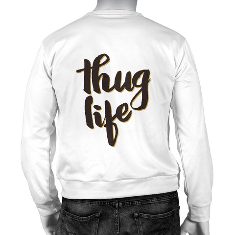 Men's Thug Life Sweater - Jabrichank.com