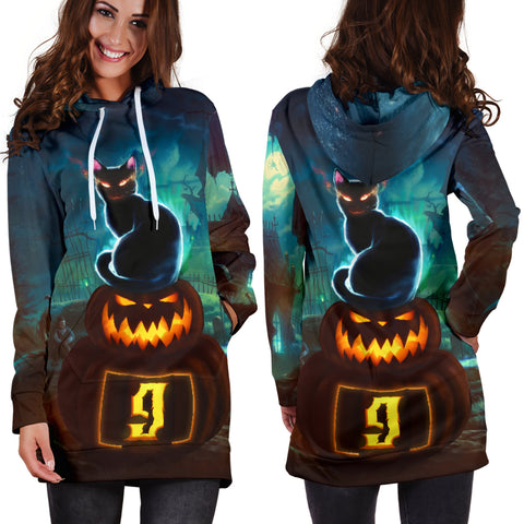 NP Halloween Hoodie Dress - Jabrichank.com
