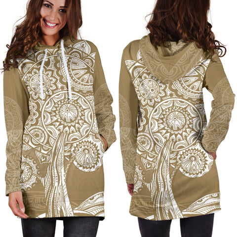 Tree of Life 5 Hooded Dress - Jabrichank.com