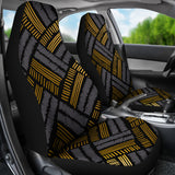 Glittering Gold Love Car Seat Cover - Jabrichank.com