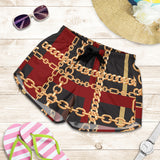 Extraordinary Chain Women's Shorts - Jabrichank.com