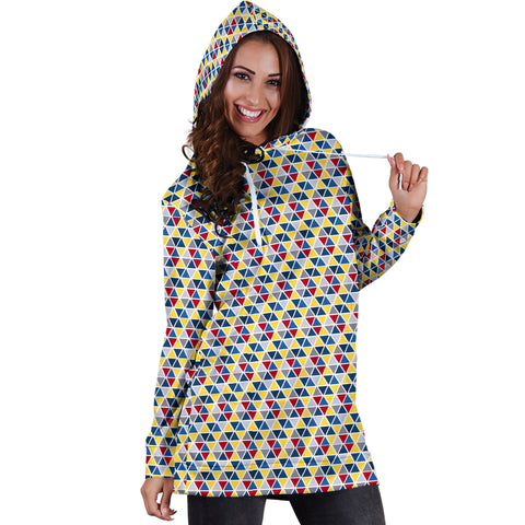 Hoodie Dress Multi-color - Jabrichank.com
