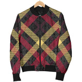 Exclusive Tartan Men's Bomber Jacket - Jabrichank.com