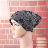 Unisex Beanie Man Or Women Star Baotou Hip-hop Hat Dance Hat Month Of Cap Cotton Warm Winter Hat balaclava