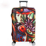 OKOKC Travel Luggage Suitcase Protective Cover, Stretch, made for S/M/L/XL, Apply to 18-32inch Cases, Travel Accessories