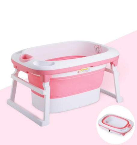 Foldable Baby Bathtub