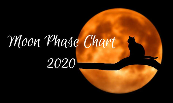 Moon Phase Chart 2020