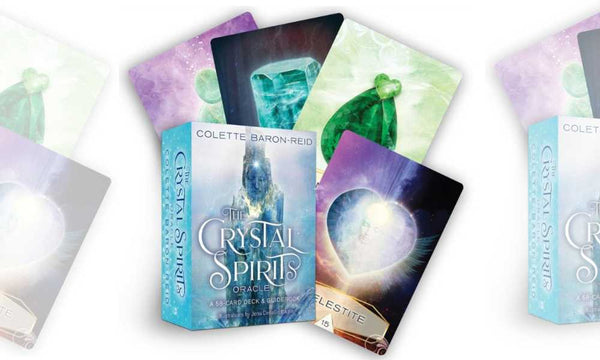 Card Of The Day - The Crystal Spirits - 7th January 2020